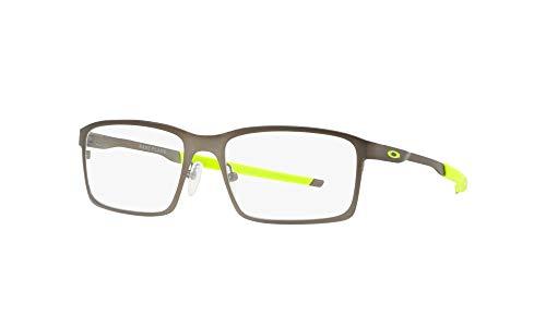 Oakley RX Eyewear-Base Plane (52mm) Frame Only - Matte Cement/Retina