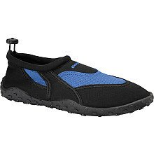 Amazon.com | Oxide Boy's Water Shoes Black With Royal Size 13 ...