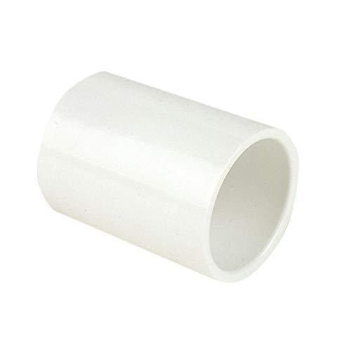 (Pack of 150 Pieces) 3/4 in. Sch. 40 PVC Slip x Slip Couplings