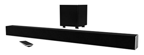 "VIZIO SB3821-D6 SmartCast 38"" 2.1 Sound Bar System (2016 Model)  (Certified Refurbished)"