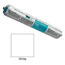 Dow Corning 795 Silicone Weatherseal Building Sealant - 16 Sausages (Case) (White)