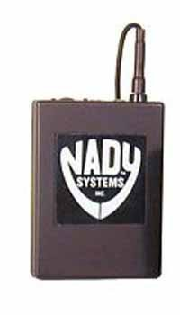 Divine Medical Nady Personal FM System Receiver Only - Nady In Ear Receivers