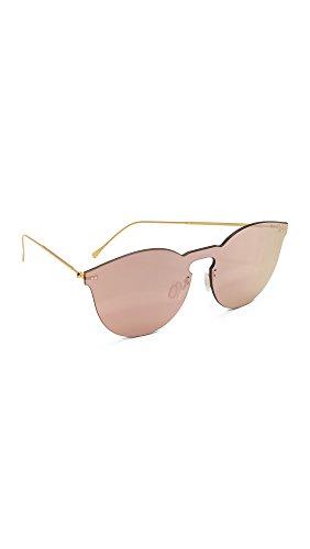 Illesteva Women's Leonard II Mask Sunglasses