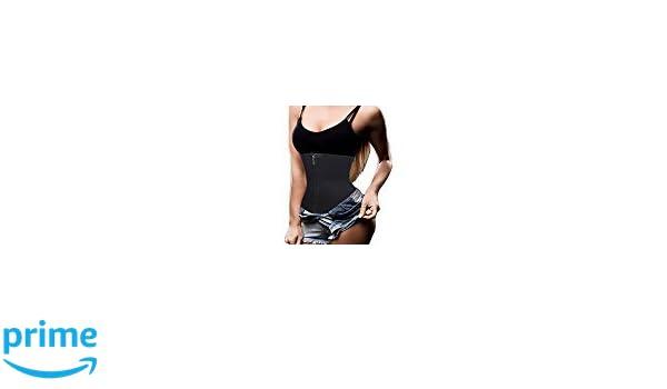 Amazon.com: GH2 waist cincher corset belts women hot sweat shapers shapewear bodysuit sauna suit body suit spandex suit for women weight loss Exercise ...