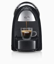 Cafetera Caffè CaffItaly System Ambra S18 negra: Amazon.es ...