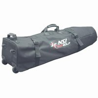 The original golf travel bag for kiteboarders. The NSI Deceiver is the one that all the other companies have tried to duplicate. Made to the highest quality standards (like all NSI products) our bag is the right size and is super durable. The...