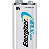 Energizer LA522 9V Industrial Lithium Battery for Smoke Detectors - Industrial Smoke Detector