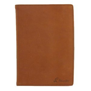 (Sony Reader Protective Leather Cover for Sony Reader Brown (PRS-500) New)