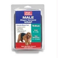 (Pupsters Washable Male Wrap)