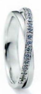 NINA RICCI ニナリッチ 41-6RB0002 <br>マリッジリング結婚指輪ペアリング用(1本) (6) B01FZ2KSBS 6