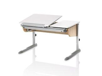 Kettler Schreibtisch Logo Duo Ii Weißeiche Sonomasil Amazonde