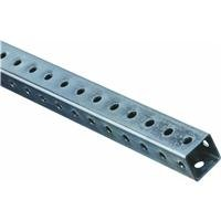 Stanley N341-305 Perforated Square Tube, 1-1/4' x 3' (Perforated Steel Tube)