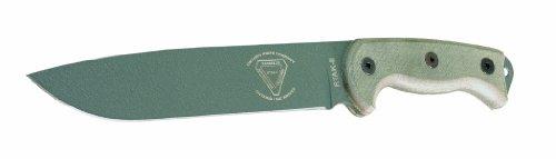 Ontario 8628 RTAK II Knife (Green), Outdoor Stuffs