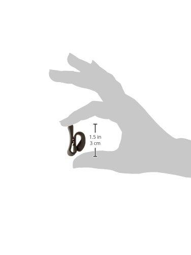 Key Clip - Gancio per chiavi Nero
