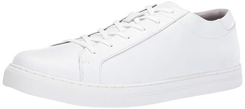 Kenneth Cole New York Men's Kam 2.0 Low Top Sneaker, White 10 M US