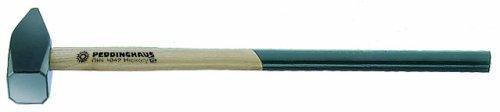 Peddinghaus 5027035000 Vorschlaghammer 5 KG Hickory Stiel