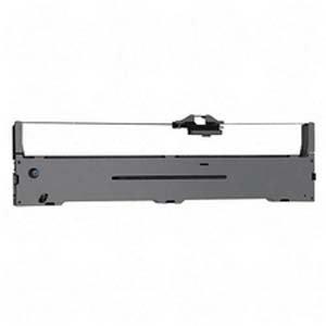 Epson Compatible FX-890 Black Printer Ribbons (6/PK) (S015329) (Epson Fx890 Dot Printer Matrix)