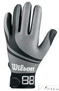 Wilson WTF9955 football receivers gloves customizable NEW