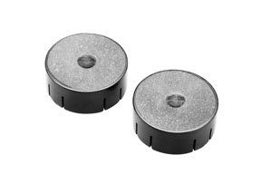 (Ammco 9183 Replacement Silencer Pads - Set of 2)
