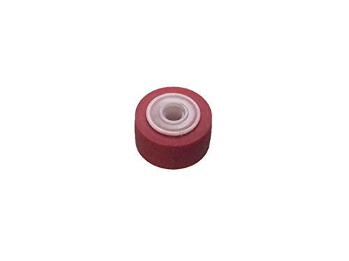 Cheapest Prices! Tape Deck Repair Parts Pinch Roller/Outer Diameter 13mm/Width 8.3mm/Shaft Inner Diameter 2.5mm/1 Piece