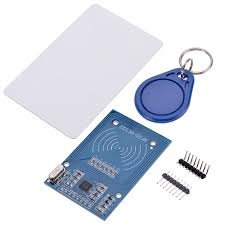 REES52 MFRC-522 RC522 Card Read Antenna RFID Reader IC Card Proximity  Module Key Chain for Arduino