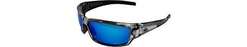 Global Glove Maki Universal Safety Glasses Blue Mirror Lens - Silver Frame - Full Frame - BH14209 [PRICE is per - Frames Universal Glasses