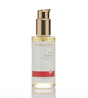 Dr. Hauschka Rose Nurturing Body Oil, 2.5-Ounce ()