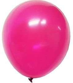 2,000 HOT PINK 12'' Party Balloons BULK WHOLESALE LOT by Chachlili