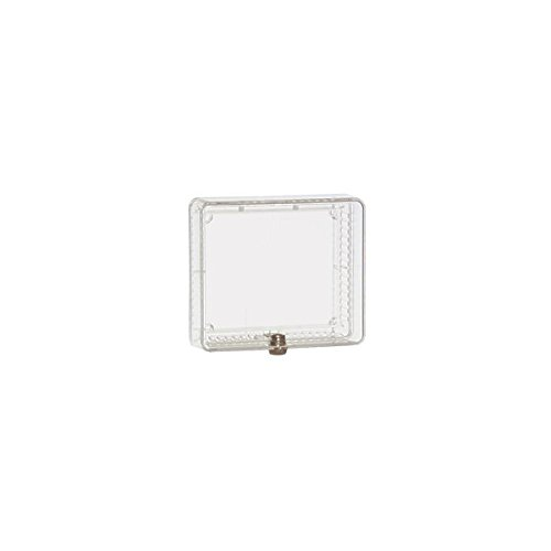 Thermostat Plastic Guard (Honeywell Home/Bldg Center CG512A 1009 Locking Thermostat Guard - Quantity 4)