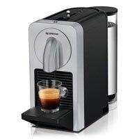 Nespresso d70-us-si-ne prodigio – Cafetera de espresso, color plateado