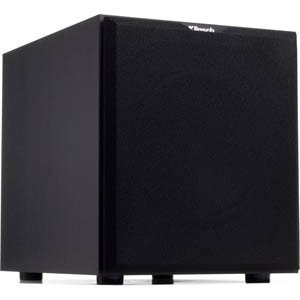 KLIPSCH 10' Front-Firing 250w Peak Power Subwoofer (K100-SW)