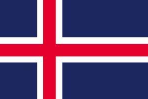 【新発売】 世界の国旗 国旗 アイスランド B0090ZYJ0S [100×150cm 国旗 [100×150cm 高級テトロン製] B0090ZYJ0S, 厳選ドッグフード専門店A&YDOGGY:df90b56c --- vietnox.com