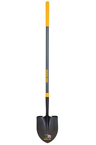 The Ames Companies, Inc 2584300 True Temper Digging Shovel with Fiberglass Handle (Shovels Fiberglass)