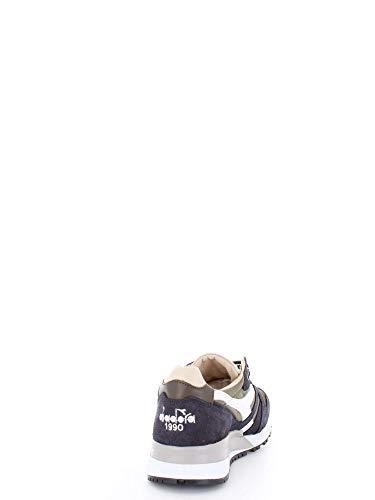H 42 5 Blu N9000 Sneakers Suede Uomo Eu S Diadora Sw Heritage qw4znCt