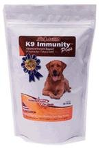 K9 Immunity Plus for Dogs 30-70 Lbs, Liver and Fish Flavored Chews, 60 Wafers, My Pet Supplies