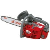Efco 132S 30 cm (12-Inch) 30.1 cc Top-Handle Petrol Pruning Chain Saw by Efco