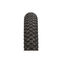 KENDA Kenda K Rad Semi Slick Tire 26/1.95'' Black by Kenda