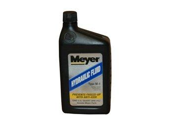 Snow Meyer Plow Used - OEM15134 Meyer Hydraulic Fluid Type M-1 1 Quart