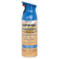 Rust-Oleum Universal Spray Paint Cobalt Blue Gloss 12 Oz