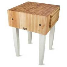 john boos butcher block table - 8