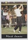 Mark James (Trading Card) 1995 Sheridan Collectibles The Players of the Ryder Cup '93 - [Base] #5