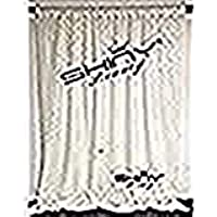 ShinyBeauty 7FTx7FT-White-Shimmer Sequin Backdrop Curtains Sequin Photography Backdrop For Party