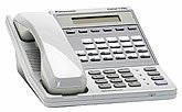 Panasonic DBS VB-43223 Phone Gray (43223 Dbs Digital Display Phone)