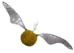 Harry Potter Golden Snitch Plush