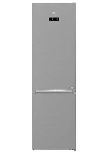 Beko RCNA406E60XBN nevera y congelador independiente/NoFrost/Smooth Fit: apertura de puerta de 90 grados.