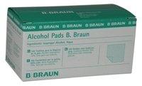 ALCOHOL PADS Braun Tupfer, 100 St