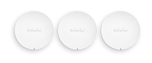 EnGenius Technologies  EnMesh Dual-BandTrue  Mesh Whole-Home Wi-Fi System (EMR3000-KIT) by EnGenius