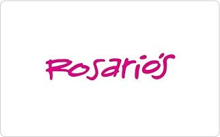 Amazon.com: Rosarios Gift Card ($25): Gift Cards