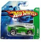 Mattel Hot Wheels 2007 Short Card Treasure Hunt Green 1969 Chevy Camaro Z28 Die Cast Car ()