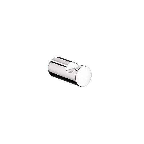 Hansgrohe 40511000 S and E Accessories Robe Hook, Chrome